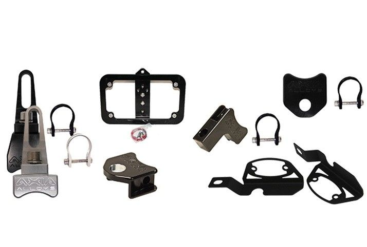Mounts & Clamps