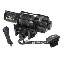 KFI Winch Stealth Synthetic 4500 [SE45-R2]