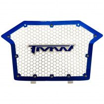TMW OFF-ROAD Grille for Polaris RZR PRO XP - Blue