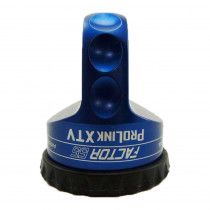 Factor 55 ProLink XTV (ATV/UTV) Winch Shackle Mount - Blue [00110-02]