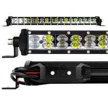 "XK Glow 20"" RGBW LED Light Bar w/ Built-in XKchrome Bluetooth Controller"