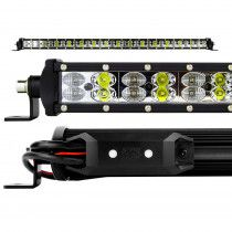 "XK Glow 32"" RGBW LED Light Bar w/ Built-in XKchrome Bluetooth Controller"