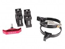 """Assault Industries Multi-Purpose Quick Release Mounting Kit w/ 2"""" Clamps"""