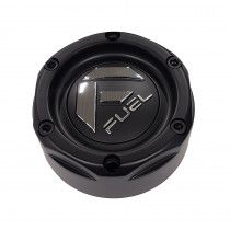 Fuel (4/137 and 4/156) Replacement Wheel Cap - Satin Black