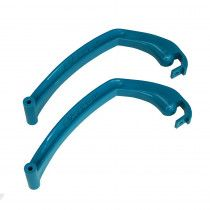 Ski-Doo Iceberg Blue C&A Pro ISR Legal Loops (Pair) [77020418]
