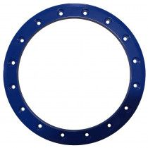 "STI 14"" HD9/A1 Beadlock Ring - Blue [14HB9R7]"
