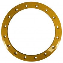 "STI 14"" HD9/A1 Beadlock Ring - Yellow [14HB9R8]"