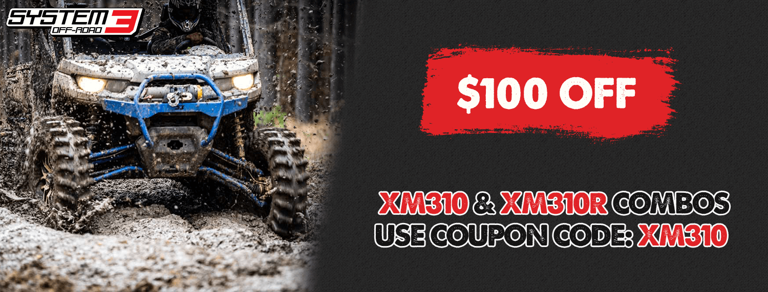 XM310 Promotion - GET $100 OFF ANY XM310 & XM310R COMBOS